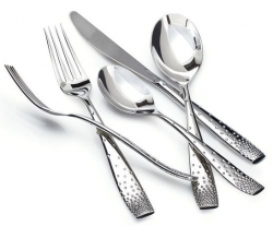 Nambe Dazzle Stainless Flatware