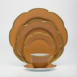 Royal Limoges Corolle Terracotta