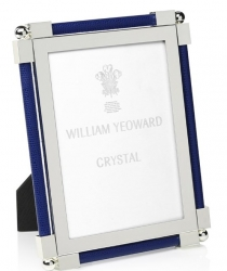 William Yeoward Shagreen Dark Blue Frames