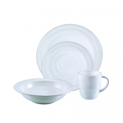 Simon Pearce Hartland Ridge  sc 1 st  FX Dougherty & Simon Pearce Hartland Ridge ceramic dinnerware pattern