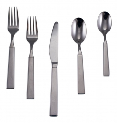 Simon Pearce Woodstock Flatware