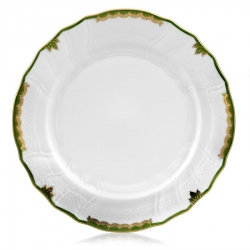 Herend Princess Victoria - Dark Green Dinnerware