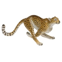 Herend Cheetah