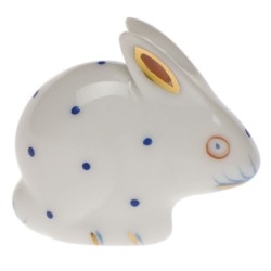 Herend Polka Dot Rabbit