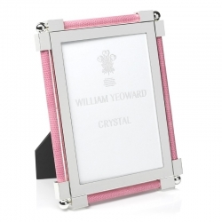 William Yeoward Shagreen Pink Frames