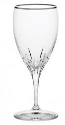Wedgwood Knightsbridge Platinum Crystal