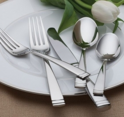65 Piece Sets Waterford Stainless Flatware