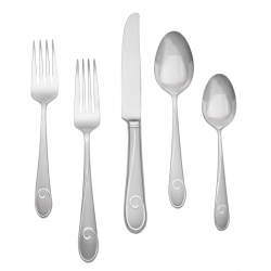 Waterford Ballet Ribbon Matte Flatware