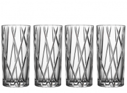 Orrefors City Bar Collection