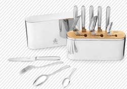 Christofle Concorde Flatware Set