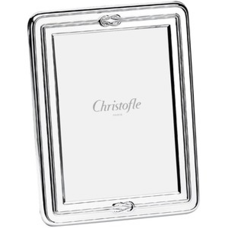 Christofle Egea Photo Frame 5 X 7