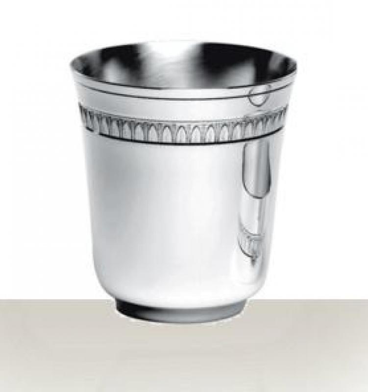 Christofle Malmaison Sterling Baby Cup