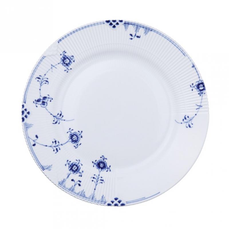 royal copenhagen blue elements dinner plate. Black Bedroom Furniture Sets. Home Design Ideas