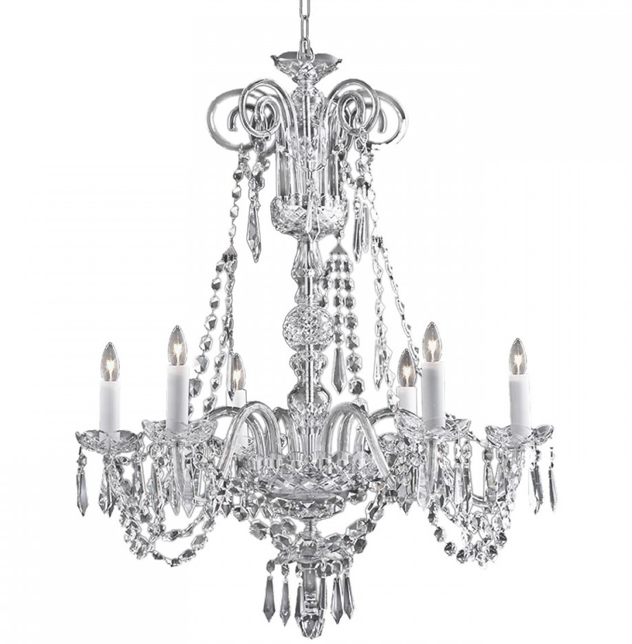 Waterford ardmore chandelier 6 armwaterford crystal ardmore waterford ardmore chandelier 6 arm arubaitofo Choice Image