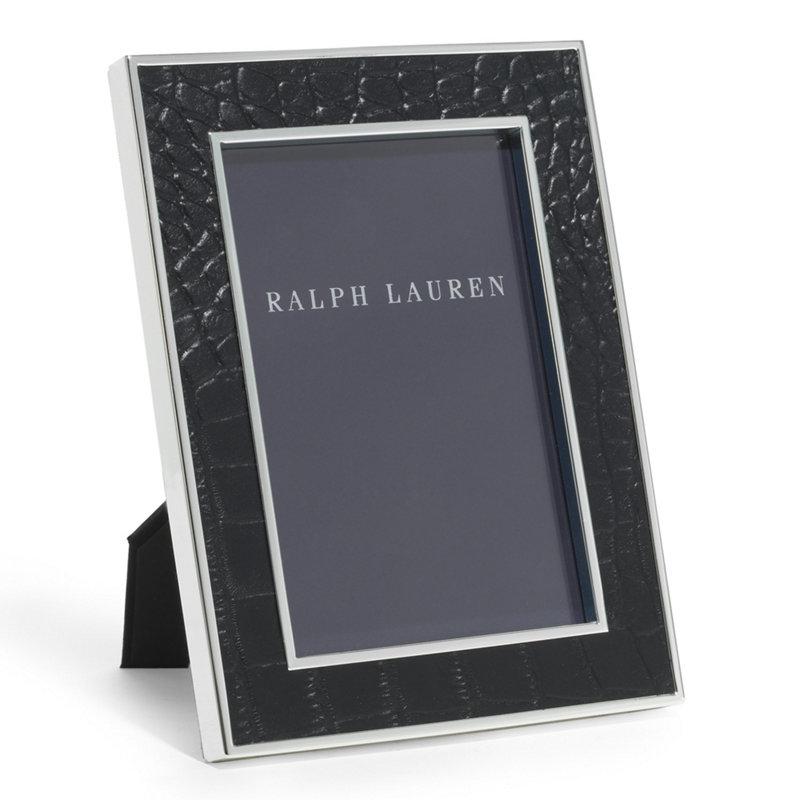 Ralph Lauren Chapman Framesblack Frame 5 X 7