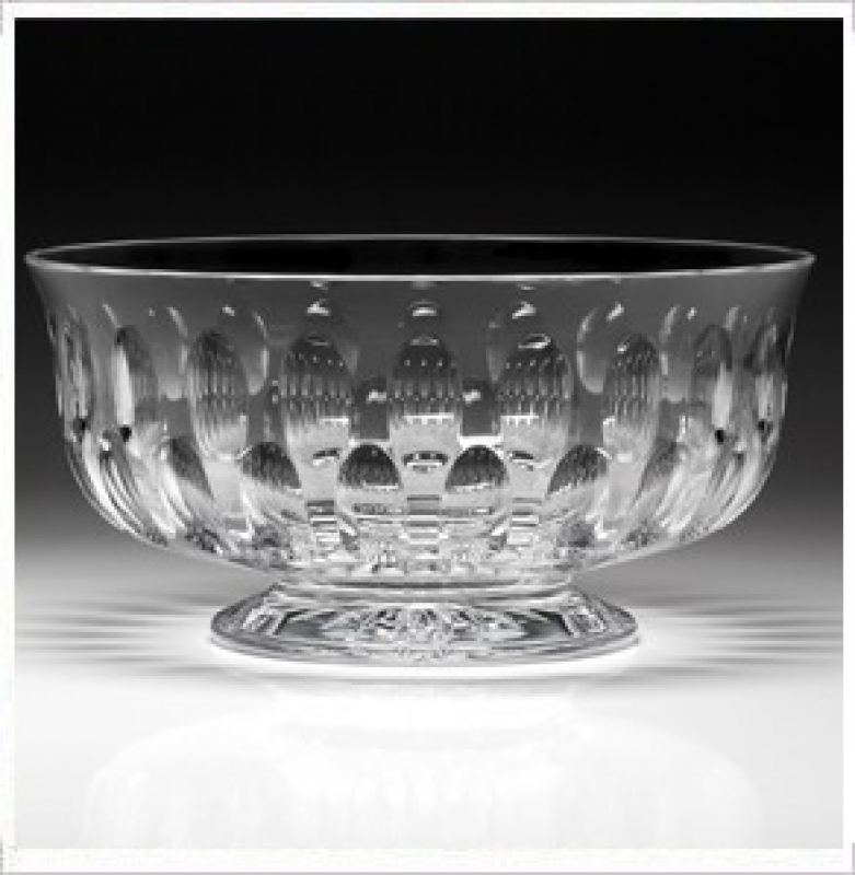 William yeoward victoria footed bowl medium for William yeoward crystal patterns