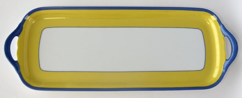 Haviland \u0026 Parlon Monet Rectangular Cake Plate  sc 1 st  FX Dougherty & \u0026 Parlon Monet Rectangular Cake Plate