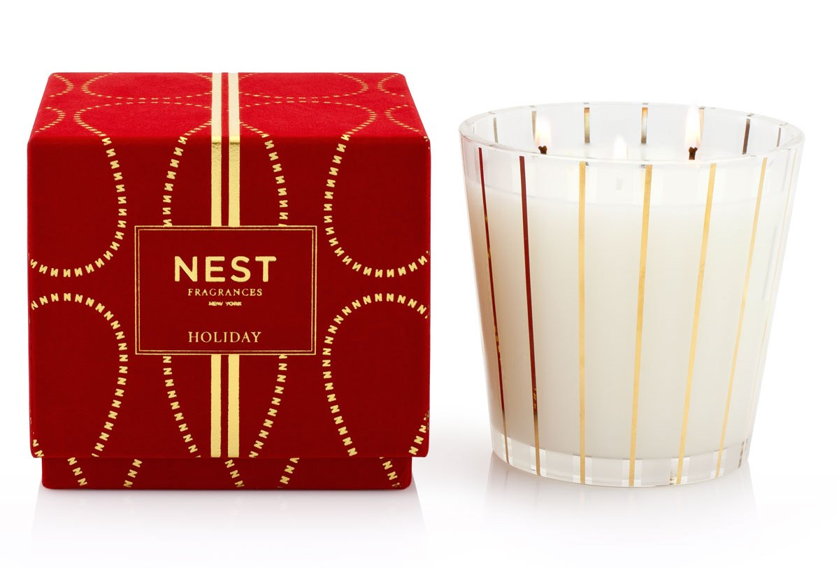 NEST Fragrances Holiday 3 Wick Candle
