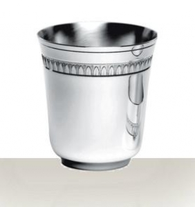 Christofle Malmaison Sterling Baby Cup