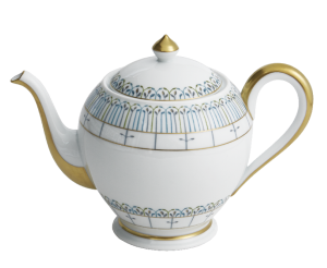 Jardins De Louise Tea Pot