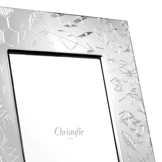 Christofle Graffiti Frame 4 X 6