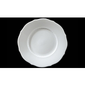 Museo White Bread & Butter Plate