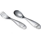 Christofle Savane 2 Piece Dinner Flatware Set