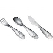Savane 3 Piece Dinner Set (Fork, Knife & Spoon)