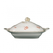Galli Rossi Covered Vegetable Dish