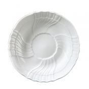 Vecchio Ginori White After Dinner Coffee Saucer