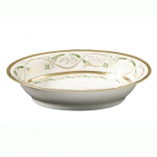 La Scala Oval Deep Platter