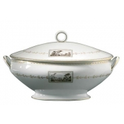 Fiesole Oval Tureen w/cover