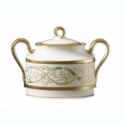 La Scala Large Sugar Bowl w/ lid