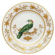 Voliere Coucou Didrie - Dinner Plate - 10.5""
