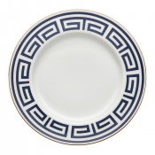 Labirinto Blue Dinner Plate