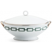 Oval Tureen w/Cover