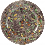 Dinner Plate - Foliage