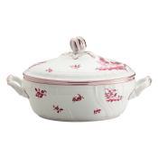 Galli Magenta Soup Tureen & Cover - Import Item