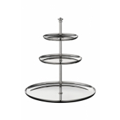 Christofle Albi 3 Tier Pastry Stand