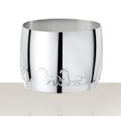Christofle Savane Napkin Ring