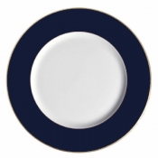 Chargers Charger Plate Blue
