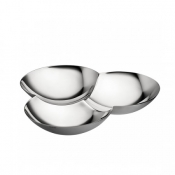 Christofle Meteors Stainless Bowl / Tray
