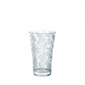 Christofle Marly Crystal Vase - 10""