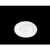 Provence White Diamond Small Platter / Pickle Dish