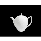 Provence White Diamond Teapot
