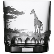Varga Safari Double Old Fashion Giraffe