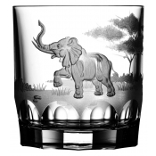 Varga Safari Double Old Fashion Elephant