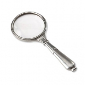 Match Pewter Magnifying Glass