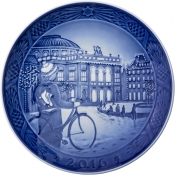 2016 royal copenhagen plate