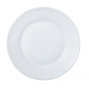 "White Elements Dinner Plate - 10.75"" /Special Order"